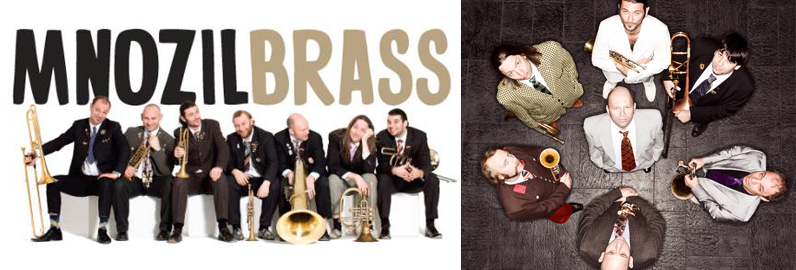 Logo for Mnozil Brass